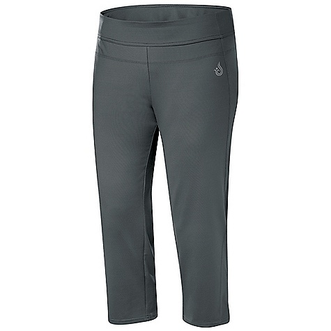 Free Shipping. Isis Women's Pulse Capri DECENT FEATURES of the Isis Women's Pulse Capri Midweight Breathable Flat lock seams Reflective ISIS stars and logo Inside waist foldover security pocket Flat Elastic Waistband V-notch Hem The SPECS Inseam: 21in. Fabric: 7.7 oz 92% nylon, 8% spandex - $58.95