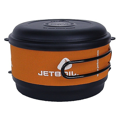 Free Shipping. Jetboil 1.5 Liter FluxRing Cooking Pot The SPECS Weight: 12 oz / 340 g Volume: 15 oz / 15 liter - $59.95