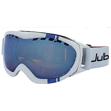 Ski Free Shipping. Julbo Superstar Goggles DECENT FEATURES of the Julbo Superstar Goggles Mirror spherical Spectron double lens Ventilated lens Air flow Symmetrical adjustment Anatomic frame Dual Soft Foam Extended outrigger Full silicone strap - $104.95