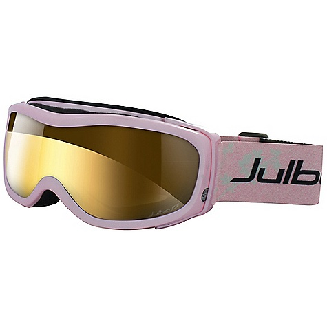 Ski Free Shipping. Julbo Women's Eclipse Goggles DECENT FEATURES of the Julbo Women's Eclipse Zebra Goggles Zebra or Falcon spherical photo chromic lens Air flow Anatomic frame Dual Soft Foam Extended outrigger Full silicone strap Easy clip - $159.95