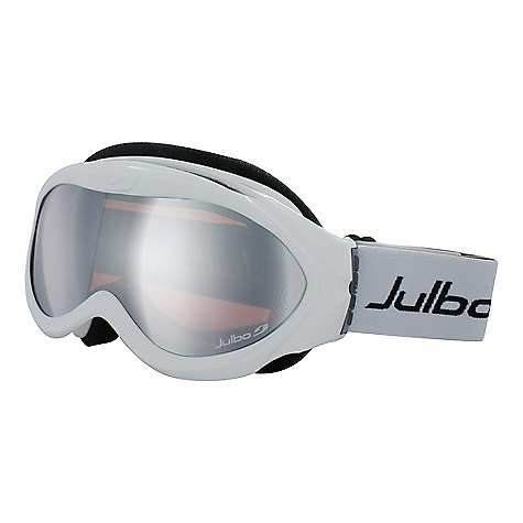 Ski Free Shipping. Julbo Orion Goggles DECENT FEATURES of the Julbo Orion Goggles Soft Foam: Single density foam Articulated Headband Clip Air Flow: Ventilation system inside the lenses to avoid fog Lenses: Double Cylindrical PC Lens Double Cylindrical Polycarbonate Lens: Internal anti-fog treatment; Cat. 1,2,3 Single Cylindrical lens - $49.95