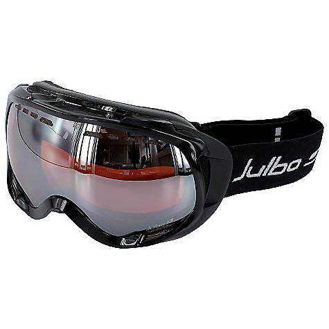 Ski The Julbo Jupiter OTG Goggles Are designed for larger faces and will delight those who have long searched for the perfect Fitting goggles. These Julbo goggles feature a specific foam that contours to accommodate prescription glasses with thermomoldable double Density foam and soft touch material on contact zones. The Jupiter OTG offer great ventilation to avoid fog, lens mirror treatment, and an additional buckle on the back of the strap for easier goggle placement. Features of the Julbo Jupiter OTG Goggles Mirror spherical Spectron double lens Ventilated lens Air flow OTG Foam Easy Clip Extended outrigger - $79.95