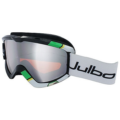 Ski Free Shipping. Julbo Bang Goggles DECENT FEATURES of the Julbo Bang Goggles Mirror cylindrical Spectron double lens Air flow Anatomic frame Dual Soft Foam Symmetrical adjustment Over strap Full silicone strap - $89.95