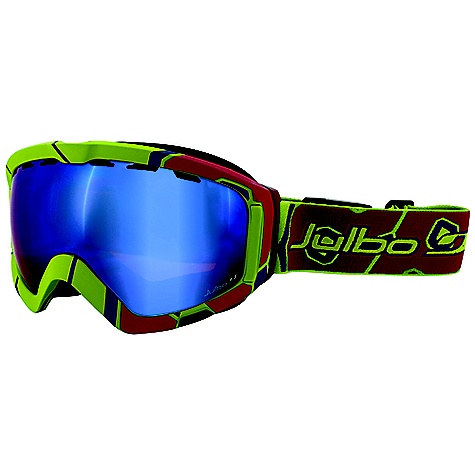 Ski Free Shipping. Julbo Polar Goggle DECENT FEATURES of the Julbo Polar Goggle Ventilated Lens Wide field of vision - $129.95