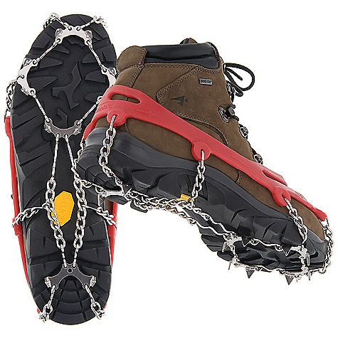 Climbing On Sale. Free Shipping. Kahtoola MICROspikes The SPECS for Small Weight: 11.4 oz 3/8inch Spikes: 8 The SPECS for Medium Weight: 12.7 oz 3/8inch Spikes: 8 The SPECS for Large Weight: 14.4 oz 3/8inch Spikes: 10 The SPECS for XL Weight: 15.6 oz 3/8inch Spikes: 12 ALL CLIMBING SALES ARE FINAL. - $47.99