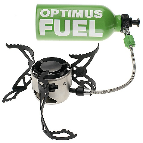 Free Shipping. Optimus Nova+ Stove FEATURES of the Optimus Nova+ Stove Same award winning features as Nova New Power line precise remote simmer control valve New design is more compact and lighter weight Provides easier cooking with windscreen and larger pots - $159.95