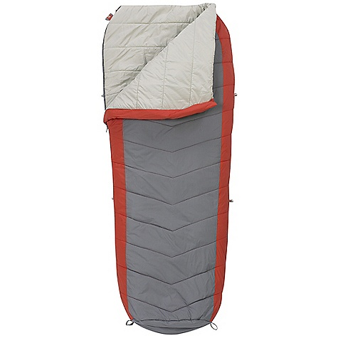 Camp and Hike On Sale. Free Shipping. Kelty Coromell CP 25 Degree Sleeping Bag DECENT FEATURES of the Kelty Coromell CP 25 Degree Sleeping Bag Two-layer off-set quilt construction Two-way, locking blanket zipper Zipper draft tube with anti-snag design Can be fully unzipped and opened flat for use as a blanket Internal liner loops Sleeping pad security loops Hang loops for storage Ground-level side seams and differential cut for maximum warmth Compression stuff sack included Storage sack included Fat Man and Ribbon drawcords Captured cordlock Zippered chest pocket Two bags can be zipped together to form a double-wide The SPECS Temperature Rating: 25deg F / -4deg C Shape: Semi-Rectangular Stuffed Diameter: 12in. / 30 cm Material: Shell: 40D Nylon Ripstop Insulation: 550 Fill-Power Down Liner: 50D Polyester Micro Pongee The SPECS for Regular Fits To: 6' / 183 cm Length: 75in. / 191 cm Shoulder Girth: 66in. / 168 cm Fill Weight: 38 oz / 1.06 kg Total Weight: 3 lbs 10 oz / 1.62 kg Stuff Length: 16in. / 41 cm The SPECS for Long Fits To: 6' 6in. / 198 cm Length: 81in. / 206 cm Shoulder Girth: 72in. / 183 cm Fill Weight: 42 oz / 1.18 kg Total Weight: 4 lbs 2 oz / 1.85 kg Stuff Length: 18in. / 46 cm - $104.99