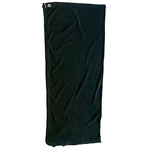 Camp and Hike Free Shipping. Kelty Fleece Rectangular Liner DECENT FEATURES of the Kelty Fleece Rectangular Liner Two-way, locking blanket zipper Adds 10-15 degrees of warmth to your sleeping bag Can be fully unzipped and opened flat for use as a blanket Integrated roll-up straps Can be used as a lightweight bag in warm conditions External snap loops for attaching inside a sleeping bag Stuff sack included The SPECS Shape: Rectangular 330g Non-Pilling Polyester Fleece Fits To: 6in. / 183 cm Length: 80in. / 203 cm Shoulder Girth: 68in. / 173 cm Total Weight: 2 lbs 14 oz / 1.3 kg Stuff Diameter: 7in. / 18 cm Stuff Length: 14in. / 36 cm - $59.95