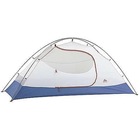 Camp and Hike Free Shipping. Kelty Gunnison 2.1 Tent DECENT FEATURES of the Kelty Gunnison 2.1 Person Tent BODY Freestanding Color-coded clip construction Arc Edge floor Taped floor seams Jake's Foot stakeouts Mesh panels Internal storage pockets Gear-loft loops FLY Taped seams Jakes foot fly attachment Fly vents Welded Clear window Noiseless zipper pulls Guyout points The SPECS Seasons: 3 Number of Doors: 2 Number of Vestibules: 2 Number of Poles: 2 Pole Type: DAC Featherlite NSL + swivel hub / Press Fit Wall Material: 70D Polyester, Dye Free Floor Material: 70D Nylon, 1800 mm Fly Material: 75D Polyester 1800 mm Capacity: 2 Person Minimum Weight: 4 lbs 14 oz / 2.2 kg Packaged Weight: 5 lbs 9 oz / 2.5 kg Floor Area: 37 square feet / 3.4 square meter Vestibule Area: 10.2 + 10.2 square feet / 0.9 + 0.9 square meter Dimension: (L x W x H): 92 x 58 x 40in. / 234 x 147 x 102 cm Packed Dimension: 7 x 25in. / 18 x 64 cm - $199.95