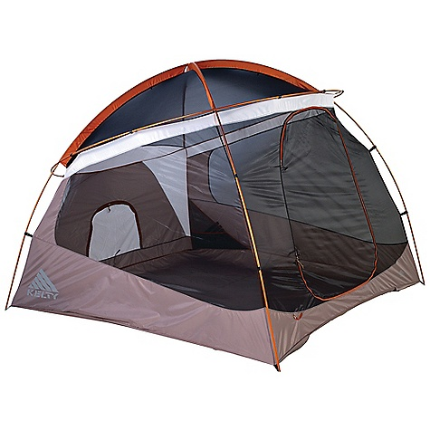 Camp and Hike Free Shipping. Kelty Palisade 6 Tent DECENT FEATURES of the Kelty Palisade 6 Tent Freestanding design Continous pole-sleeve construction Clip and pole sleeve construction Taped floor seams ArcEdge floor Mesh wall panels Internal storage pockets Adjustable stakeouts Back portch storage area Taped seams Side-release tent/fly connection Fly vents Noiseless zipper pulls Guyout points Closeable mesh vestibule pannels Vestibule organization The SPECS Seasons: 3 Number of Doors: 1 Number of Vestibules: 1 Number of Poles: 4 Pole Type: DAC DA17 poles Wall: 68D Polyster, Dye Free Floor: 68D Nylon, 1800 mm Fly: 75D Polyester 1800 mm Capacity: 6 person Minimum weight: 20 lbs 3 oz / 9.2 kg Packaged weight: 21 lbs 14 oz / 9.9 kg Floor Area: 110 square feet / 10.2 square meter Vestibule Area: 40 + 18 square feet / 3.7 + 1.7 square meter Dimension: 126 x 126 x 76in. / 320 x 320 x 193 cm Packed Dimension: 12 x 30in. / 30 x 76 cm - $519.95