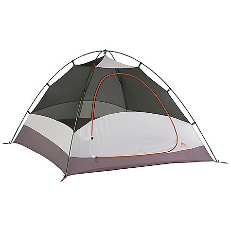 Camp and Hike Free Shipping. Kelty Grand Mesa 4 Person Tent DECENT FEATURES of the Kelty Grand Mesa 4 Person Tent Freestanding design Color coded clip construction Taped floor seams Gear-loft loops Mesh wall panels Internal storage pockets Noiseless zipper pulls Taped seams Side-release tent/fly connection Fly vents Noiseless zipper pulls Guyout points The SPECS Seasons: 3 Number of Doors: 1 Number of Vestibules: 1 Number of Poles: 2 Pole Type: DAC Pressfit Wall: 68D Polyester Floor: 68D Nylon, 1800 mm Fly: 75D Polyester 1800 mm Capacity: 4 person Minimum Weight: 6 lbs 13 oz / 3.1 kg Packaged weight: 7 lbs 8 oz / 3.4 kg Floor Area: 53 square feet / 5.0 square meter Vestibule Area: 9.5 square feet / 0.86 square meter Dimension: 96 x 80 x 55in. / 244 x 203 x 140 cm Packed Dimension: 8 x 20in. / 25 x 51 cm - $229.95