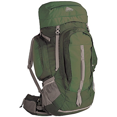 Free Shipping. Kelty Coyote 80 Pack DECENT FEATURES of the Kelty Coyote 80 Pack Top loading Front-panel access Lid converts into lumbar pack Hydration compatible Ice-axe loop Daisy chain Zippered side pockets Hipbelt pockets Large front pocket with organization LightBeam dual aluminum stays Dynamic AirFlow back panel AirMesh shoulder straps, waist belt, and lumbar HDPE reinforced waist belt Hipbelt stabilizer straps Scherer Cinch (US Pat#5,465,886) Padded shoulder straps Load-lifter/stabilizer straps Sternum strap The SPECS Suspenstion: CloudLock II Adjustable suspension Body: 420D Polyester Ball Shadow Reinforcement: 420D Polyester Oxford The SPECS for S/M Volume: 4700 cubic inches / 77 liter Weight: 5 lbs 3 oz / 2.3 kg Dimension: 30 x 13 x 12in. / 76 x 33 x 30 cm Torso Fit Range: 14.5 - 18.5in. / 37 - 47 cm The SPECS for M/L Volume: 4900 cubic inches / 80 liter Weight: 5 lbs 5 oz / 2.4 kg Dimension: 32 x 15 x 15in. / 81 x 38 x 38 cm Torso Fit Range: 17.5 - 21in. / 44 - 53 cm - $175.95