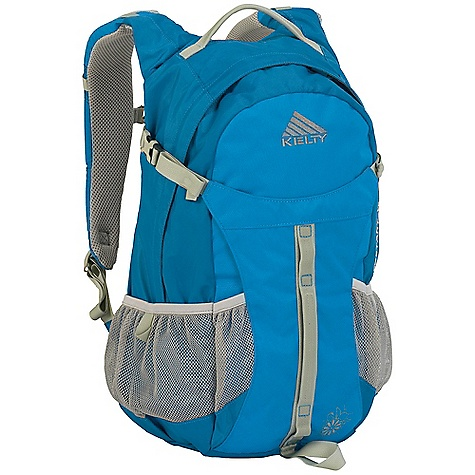 On Sale. Free Shipping. Kelty Women's Redstart 23 Pack DECENT FEATURES of the Kelty Women's Redstart 23 Pack Hydration compatible Panel loading Mesh water bottle pockets Ice-axe loops HDPE frame sheet Ventilating back panel The SPECS Volume: 1400 cubic inches / 23 liter Weight: 1 lb 12 oz / 0.8 kg Dimension: (H x W x D): 19 x 12.5 x 10.5in. / 48 x 31 x 16 cm Fabric: Body: 420D Polyester Ball Shadow Reinforcement: 420D Polyester Oxford - $50.99