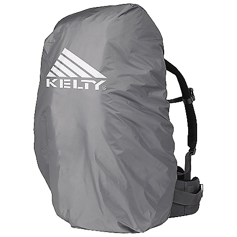 On Sale. Kelty Rain Cover SPECIFICATIONS of the Kelty Rain Cover Nylon Ripstop SPECIFICATIONS for Regular Weight: 5 oz / 0.1 kg Fitting: SPECIFICATIONS for Large Weight: 6 oz / 0.1 kg Fitting: >50 liter - $26.21