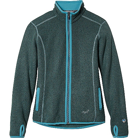 Free Shipping. Kuhl Women's Tara Jacket DECENT FEATURES of the Kuhl Women's Tara Jacket Contrast flatlock stitching keeps seams flat for low bulk with layering Microfleece accents Contoured feminine shape Kuhl signature thumbloops The SPECS Fabric: Alfpaca 78% Acrylic, 22% Poly - $84.95