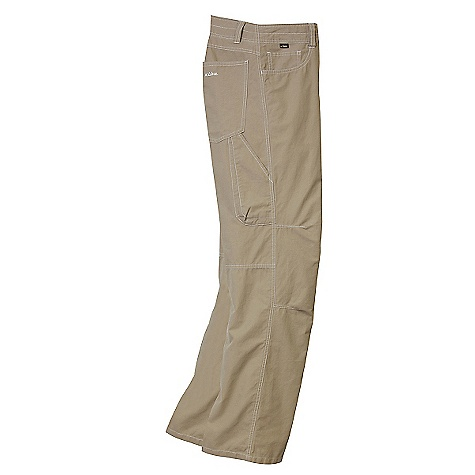Free Shipping. Kuhl Men's Kuhl Jean Pant DECENT FEATURES of the Kuhl Men's Kuhl Jean Pant Quick dry fabric for comfort 3-D cell phone pocket Articulated knees, Athletik fit Easy care, wash and wear The SPECS Fabric: 67% Cotton, 33% Nylon Fabric Construction: 6.1 oz/sq. yd; 207 GSM - $70.00