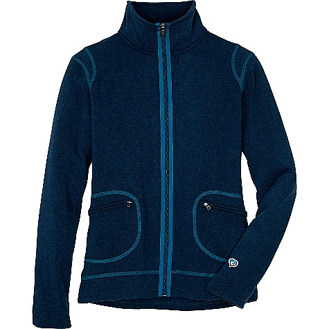 Free Shipping. Kuhl Women's Istria Full Zip DECENT FEATURES of the Kuhl Women's Istria Full Zip Soft hand, fine gauge yarn with a smooth face Grosgrain ribbon detail Center back seam for great fit 3-D zip closure pockets for added style and stashing The SPECS Fabric: Kashmira 52% Acrylic, 30% Poly, 18% Rayon Fabric Construction: 6 oz/sq. yd; 203 GSM - $89.00