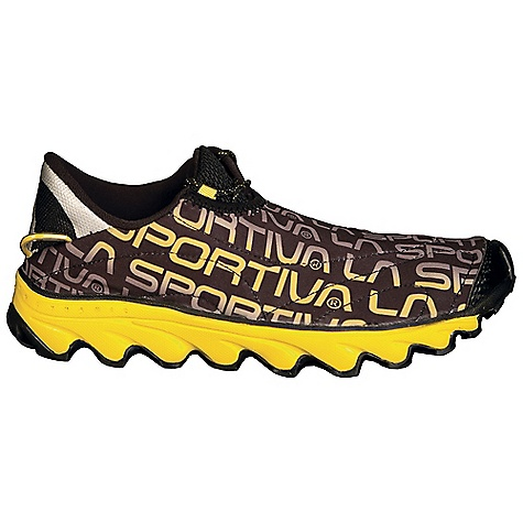 Free Shipping. La Sportiva Men's Vertical K Shoe DECENT FEATURES of the La Sportiva Men's Vertical K Shoe New MorphoDynamic midsole reduces weight and promotes natural flex Sticky FriXion XF rubber outsole on the MorphoDynamic waves for traction and grip Lightweight one-piece wrap over upper reduces seams for an amazing fit Reinforced heel loop that doubles as a harness clip in point The SPECS Weight: 6.9 oz / 196 g Construction: Midsole: 35A Last: Fit: Dynamic Race The SPECS for Upper AirMesh Nylon 4 way stretch gaiter PU Leather external toe cap The SPECS for Lining Mesh (back half and tongue only) The SPECS for Midsole MorphoDynamic Injection Molded EVA The SPECS for Sole FriXion XF VA Wave The SPECS for Drop 4mm This product can only be shipped within the United States. Please don't hate us. - $114.95