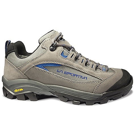 Camp and Hike Free Shipping. La Sportiva Women's Beryl Shoe DECENT FEATURES of the La Sportiva Women's Beryl Shoe Excellent for hiking, backpacking and every day use Tough durable Idro-Perwanger leather provides the highest performance for the mountains The SPECS Weight: 15.7 oz / 440 g Construction: Board Lasted Last: P Fit-3 The SPECS for Upper Idro-Perwanger leather Waterprood Cordura Pro Dupont Vibram rubber rand The SPECS for Lining Cambrelle The SPECS for Insole 2 mm tapered Polypropylene 3mm soft EVA The SPECS for Midsole EVA The SPECS for Sole Vibram Grivola This product can only be shipped within the United States. Please don't hate us. - $139.95