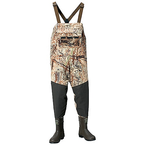 Hunting Free Shipping. Lacrosse Men's Alpha Swampfox Wader DECENT FEATURES of the La Crosse Men's Alpha Swampfox Wader Breathable and rugged Talson nylon upper 3.5mm insulating neoprene boot bottoms Uncompromising waterproof protection Contoured Ankle-Fit design to prevent heel slippage 600G Thinsulate Ultra Insulation Removable EVA footbed Swamp-Lite outsole for superior traction in snow, mud and loose terrain Pant features gusseted waist and detachable belt for customized fit The SPECS Lining: Nylon - $219.95