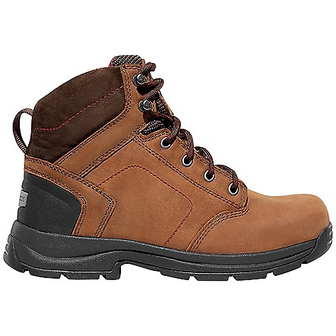 Free Shipping. Lacrosse Women's Laurelwood Boot DECENT FEATURES of the La Crosse Women's Laurelwood Boot Nubuc leather upper Abrasion resistant heel wrap 100% waterproof Dry-Core lining Removable EVA footbed Nylon shank Laurelwood outsole provides lightweight athletic performance with oil and slip resistant traction The SPECS Height: 5in. Weight: 2.4 lbs Lining: Dry-Core Safety Standards: Meets Astm F2892-11 EH - $99.95