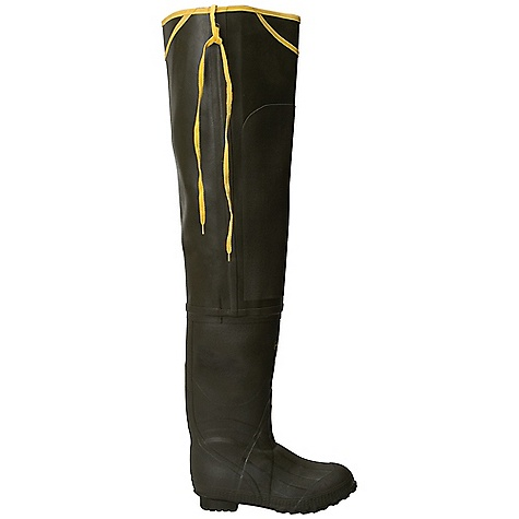 Hunting Free Shipping. Lacrosse Men's Trapline Hip Wader DECENT FEATURES of the La Crosse Men's Trapline Hip Wader All natural, hand-crafted rubber Uncompromising scent-free and waterproof protection Wool felt lining Removable EVA footbed Trac-Lite outsole for superior traction in snow, mud and loose terrain The SPECS Height: 32in. Lining: Wool Felt Insulations: Wool Felt - $149.95