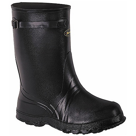 Features of the La Crosse Men's Utah Brogue II Overshoe All natural, hand-crafted ZXT ozone and tear resistant rubber Uncompromising waterproof protection Designed to Fit over protective toe footwear Top strap for an adjustable secure Fit Diamond Chevron Outsole won't track mud or dirt - $71.95