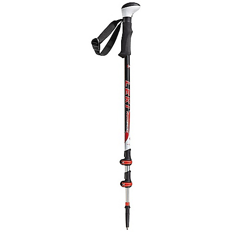 Camp and Hike On Sale. Free Shipping. Leki Photo Alu Speedlock Trekking Pole (Single) DECENT FEATURES of the Leki Photo Alu Speedlock Trekking Pole (Single) AERGON Photo Grip SpeedLock Performance Basket Carbide Tip Ultra Sonic Finish The SPECS Weight: 11.2 oz Length: 70-150 cm - $99.99