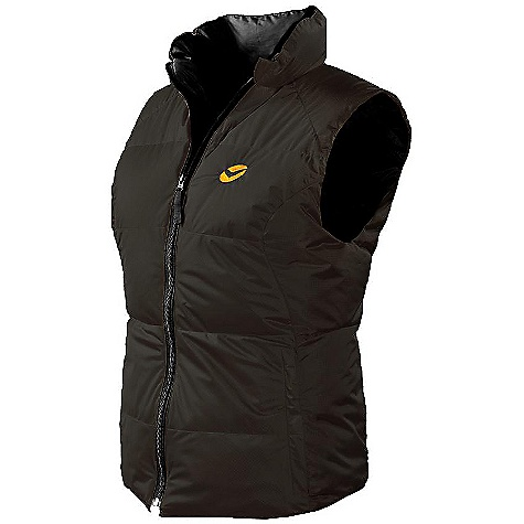 Entertainment Free Shipping. Valandre Women's Looping Vest DECENT FEATURES of the Valandre Women's Looping Vest 20 Individual baffles Single fabric cut for the back and the chest (no joining seam between both sides) Slim-fitting cut (princess shape) Vertical baffles system (sides) to keep down in place despite the arms moving Outside zippered pockets Simple zipper system Internal pocket used as compression cover The SPECS Down Quality: Goose 95/05 Down Load: 3.4 oz / 96 g Total Weight: 9.2 oz / 261 g Extreme Rating: 23deg F / -5deg C Comfort Rating: 32deg F / 0deg C Inside: Sofileta: 100% polyamide 36g/m2 Outside: Sofileta: Rip stop 95% polyamide, 5% polyester 48g/m2 - $329.95