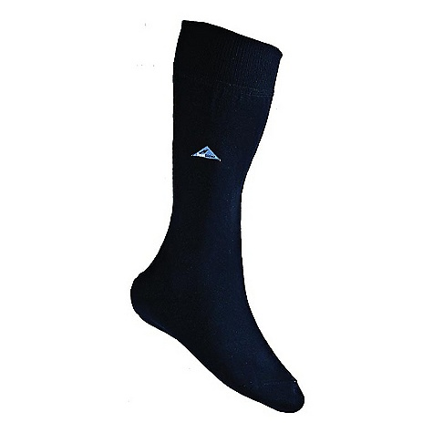 Seal Skinz Socks DECENT FEATURES of the Seal Skinz Socks Basic waterproof design Mid-calf height (11in.) Three layers, securely bonded together throughout Stretch-to-fit Seamless design provides the ultimate in performance and comfort The SPECS Men's shoe sizes sm: 5-6, md: 7-9, lg: 10-11, xl: 12-13 Women's shoe sizes sm: 6-7, md: 8-10, lg: 11-up - $37.55