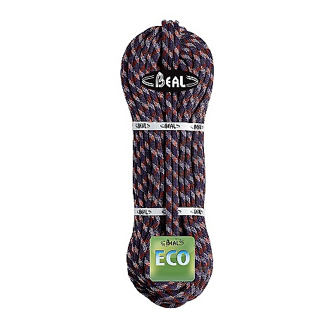 Climbing Free Shipping. Beal Edlinger 10.2 Standard Rope DENCENT FEATURES of the Beal Edlinger 10.2 Standard Rope Uses: Multi-purpose climbing The SPECS Impact force: 8kN Number of falls: 7 Sheath percentage: 36% Weight per meter: 64g - $152.95
