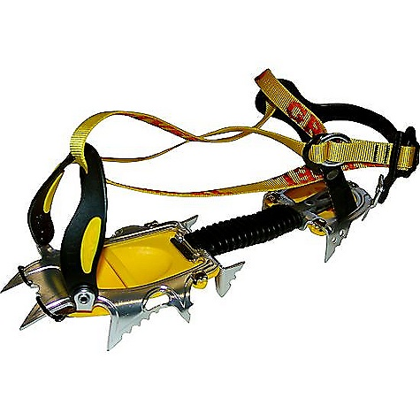 Climbing Free Shipping. Grivel Air Tech Light New-Classic Crampon The Specs N Points: 10+2 Material: Light alloy 3D Stamp: Yes Front Points: 2 Rigid/Semirigid: Semi-rigid Asymetric: Yes Weight: 16.79 oz. Boot Size: 35-46 Binding System: New Classic Antibott: Included - $164.95