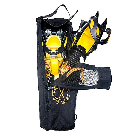 Climbing Grivel Crampon Safe DECENT FEATURES of the Grivel Crampon Safe Zipper Closure The SPECS Fabric: Nylon - $19.95