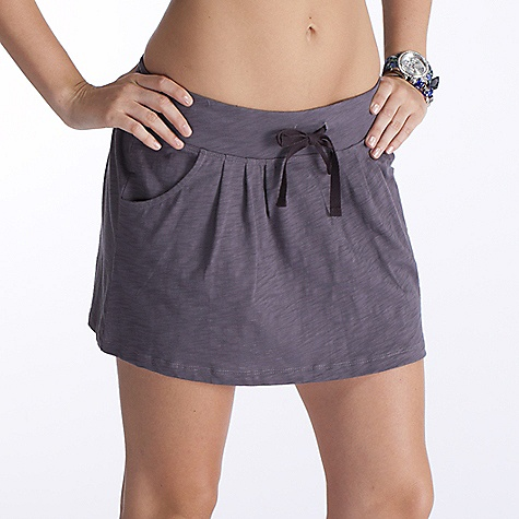 On Sale. Lole Women's Cayman Skirt DECENT FEATURES of the Lole Women's Cayman Skirt Skirt with 2 hand pockets Adjustable waistband with drawstring Length: 14in. / 35.5 cm - $15.99