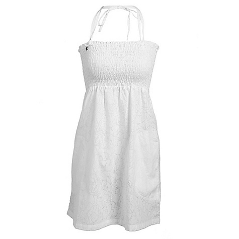 Entertainment On Sale. Free Shipping. Lole Women's Sunlit Dress DECENT FEATURES of the Lole Women's Sunlit Dress Dress with smocking at front and back Strap convertible into a belt Pocket at sides Length: 34in. / 86 cm - $18.99