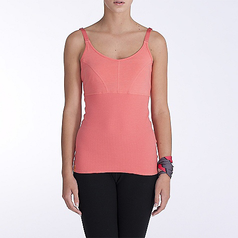 Fitness On Sale. Free Shipping. Lole Women's Pose Camisole DECENT FEATURES of the Lole Women's Pose Camisole Tank top with convertible and adjustable straps Integrated inner bra with low support Length: 25in. / 63.5 cm - $38.99