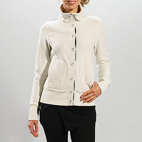 On Sale. Free Shipping. Lole Women's Cozy Cardigan DECENT FEATURES of the Lole Women's Cozy Cardigan Full button opening cardigan with contrast tape detail Double layer stand-up collar 2 hand pockets Rib at cuffs and hem Length: 24in. / 61 cm - $59.99