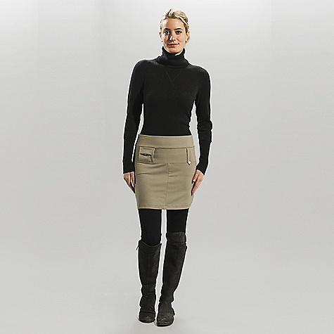 On Sale. Free Shipping. Lole Women's Express DECENT FEATURES of the Lole Women's Express Wide waistband skirt Secure pocket Decorative belt loop Length: 17in. / 42.5 cm - $35.99