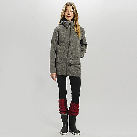On Sale. Free Shipping. Lole Women's London DECENT FEATURES of the Lole Women's London Jacket with center front zip Attached hood 2 hand pockets with snap closure 2 pockets with flap at front Length: 32in. / 81.5 cm - $145.99