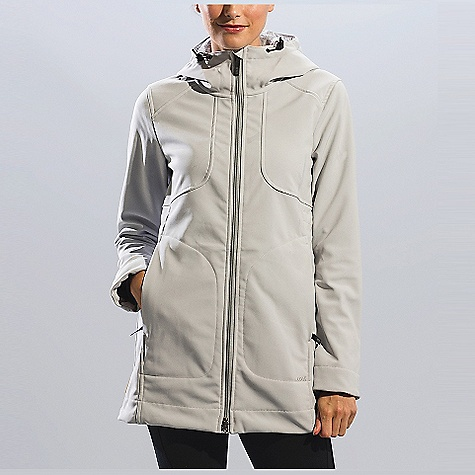On Sale. Free Shipping. Lole Women's Muse DECENT FEATURES of the Lole Women's Muse Jacket with center front zip Attached adjustable hood 2 hand zip pockets Cinching system at back waist Length: 33in. / 84 cm - $148.99
