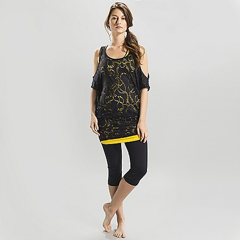 Surf Free Shipping. Lole Women's Modern L Edition DECENT FEATURES of the Lole Women's Modern L Edition Tunic in 2nd skin lace lined with a 2nd skin tank top Reflective logo Length: 35in. / 89 cm - $119.95
