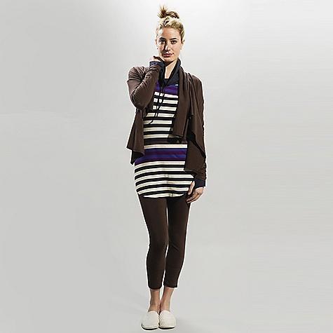 Free Shipping. Lole Women's Relaxation Cardigan DECENT FEATURES of the Lole Women's Relaxation Cardigan Wrap with convertible closure Long sleeve Reflective logo Length: 21in. / 53.5 cm - $99.95