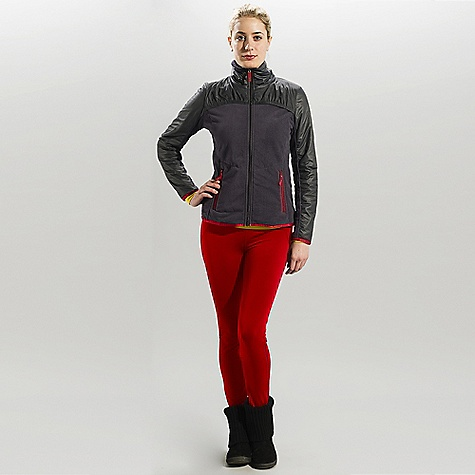 Free Shipping. Lole Women's Snug 2 DECENT FEATURES of the Lole Women's Snug 2 Jacket with center front zip High stand-up collar 2 hand zip pockets Woven fabric inserts Lycra binding finish at hem and sleeve opening Length: 26in. / 66 cm - $139.95