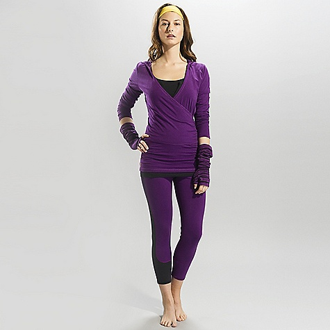Free Shipping. Lole Women's Meditation 2 Tunic DECENT FEATURES of the Lole Women's Meditation 2 Tunic Tunic with crossover neckline and hood Asymmetrical bottom front Reflective logo Length: 27in. / 68.5 cm - $74.95