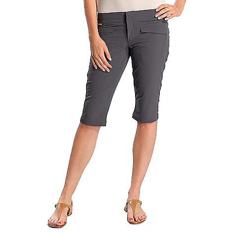 Camp and Hike Free Shipping. Lole Women's Trail Capri DECENT FEATURES of the Lole Women's Trail Capri Capri with adjustable waistband Hook and bar closure 2 Flap pockets at front 2 Welt pockets at back Inseam: 16in. / 40.5 cm - $84.95