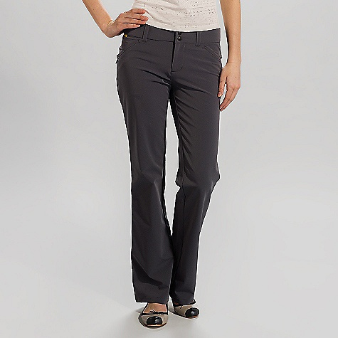 Free Shipping. Lole Women's Travel Pant DECENT FEATURES of the Lole Women's Travel Pant Pants with regular waistband and snap closure 2 Zip hand pockets 2 Welt pockets with flaps that flip in and out High rise and regular leg Inseam: 33in. / 84 cm - $84.95