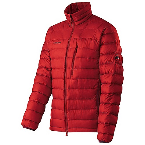 On Sale. Free Shipping. Mammut Men's Broad Peak II Jacket DECENT FEATURES of the Mammut Men's Broad Peak II Jacket 1 chest pocket with zip Jacket can be stowed away in the left front pocket 2-way front zip 2 side pockets Drawcord hem, adjustable using one hand Filled with 110 g 90/10 goose down and 750 cuin fill power Excellent insulation Water-resistant outer material Areas of Use: Mixed- and Iceclimbing, Expeditions, Sportsclimbing The SPECS Weight: 350 g Main Fabric: Pertex Quantum Filling: Goose down 90/10, 750 cuin Lining: Pertex Quantum Face Material: 100% Polyamide, 100% Down - $158.99