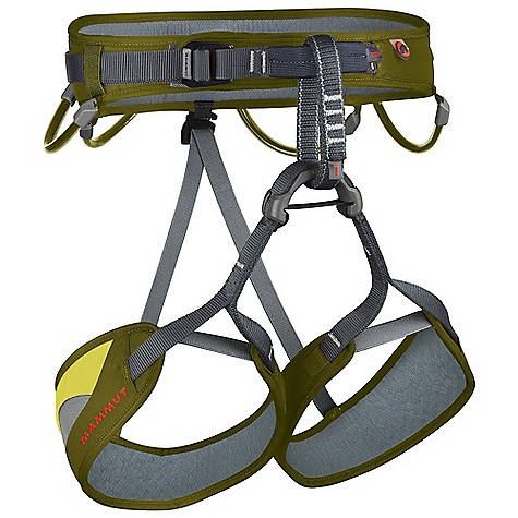 Climbing Free Shipping. Mammut Ophir DECENT FEATURES of the Mammut Ophir Special two-part webbing construction ensures maximum comfort New and exclusive Mammut Slide Bloc buckles Patented tie-in protector prevents the harness from abrasion damage 4 gear loops Functional Drop Seat buckle Very strong haul loop The SPECS Weight: 360 g ALL CLIMBING SALES ARE FINAL. - $49.95