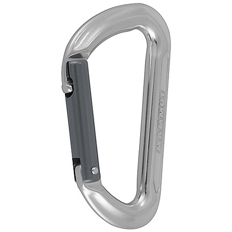 Climbing Mammut Classic Key Lock DECENT FEATURES of the Mammut Classic Key Lock Lighter weight, all-round, classically designed carabiner with a Key Lock system Excellent value for money The SPECS Weight: 42 g Breaking Load Lengthwise: 24 kN Breaking Load Across: 8 kN Breaking Load Open: 8 kN ALL CLIMBING SALES ARE FINAL. - $6.95