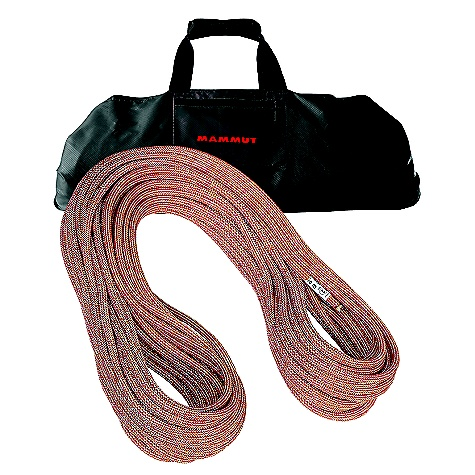 Climbing Free Shipping. Mammut Supernova with Rope Bag Package The SPECS Diameter: 10 mm Length: 60 m Treatment: Standard 66 g/m 6 UIAA Falls 9.2kN Impact Force 30% Elongation 1st Fall 7.6% Elongation in Use 36% Sheath Proportion 0mm Sheath Slippage ALL CLIMBING SALES ARE FINAL. - $149.95